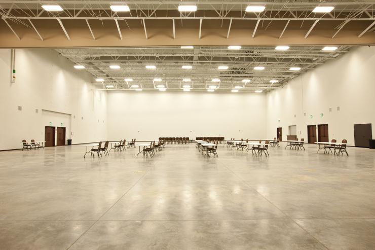 CCEC Trade Show space