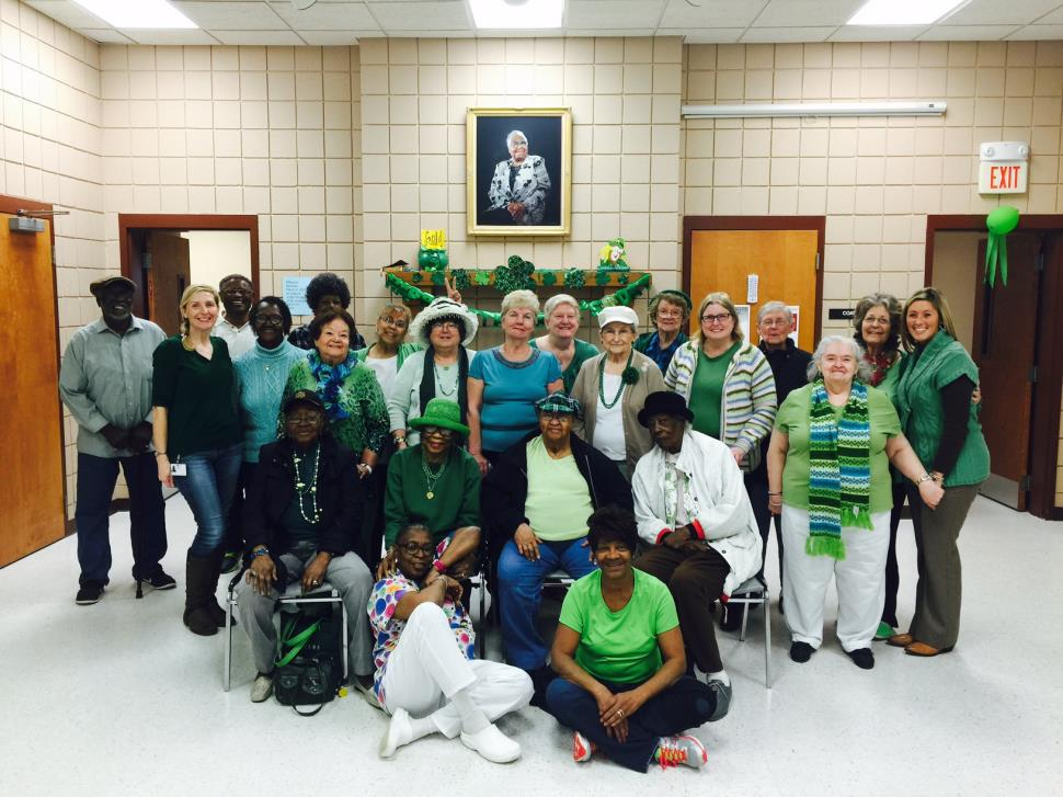 St. Patrick's Day- Group