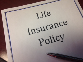 Life ins policy image
