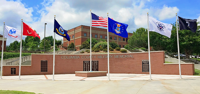 Columbia County GA