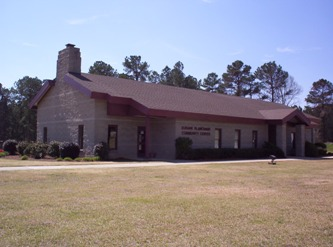 Eubank Blanchard Center located in Appling Georgia