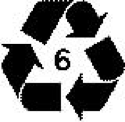 recycle 6 symbol