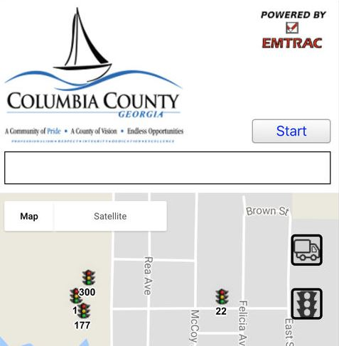 Columbia County Unveils Mobile App for Cyclists